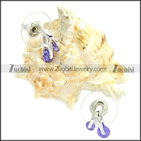 Stainless Steel Earring e002080