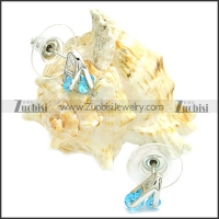 Stainless Steel Earring e002081