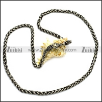 Stainless Steel Necklace n002888