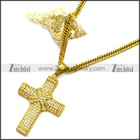 Stainless Steel Necklace n002948