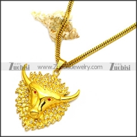 Stainless Steel Necklace n002955