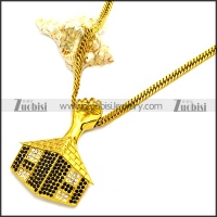 Stainless Steel Necklace n002958
