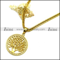 Stainless Steel Necklace n002983