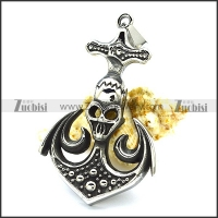 Stainless Steel Pendant p010234