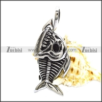 Stainless Steel Pendant p010291