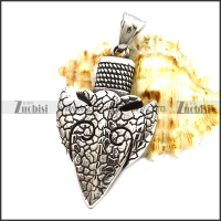 Stainless Steel Pendant p010313