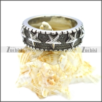 Stainless Steel Ring r008480SH