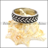 Stainless Steel Ring r008493SH