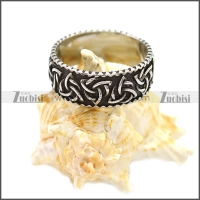 Stainless Steel Ring r008496SH