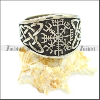 Stainless Steel Ring r008553SH