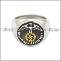 Stainless Steel Ring r008683SH