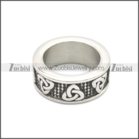 Stainless Steel Ring r008686SH