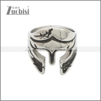 Stainless Steel Ring r008644SA