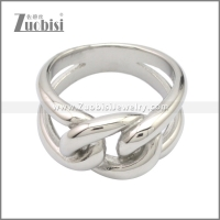 Stainless Steel Ring r008716S