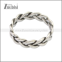 Stainless Steel Ring r008722S2