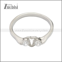 Stainless Steel Ring r008727S